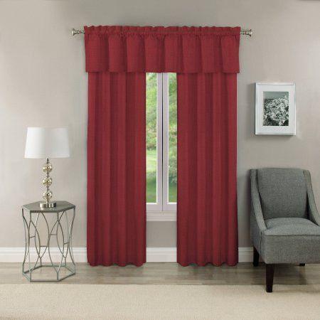 Room Darkening Thermal Blackout Grommet Window Curtain Panel In
