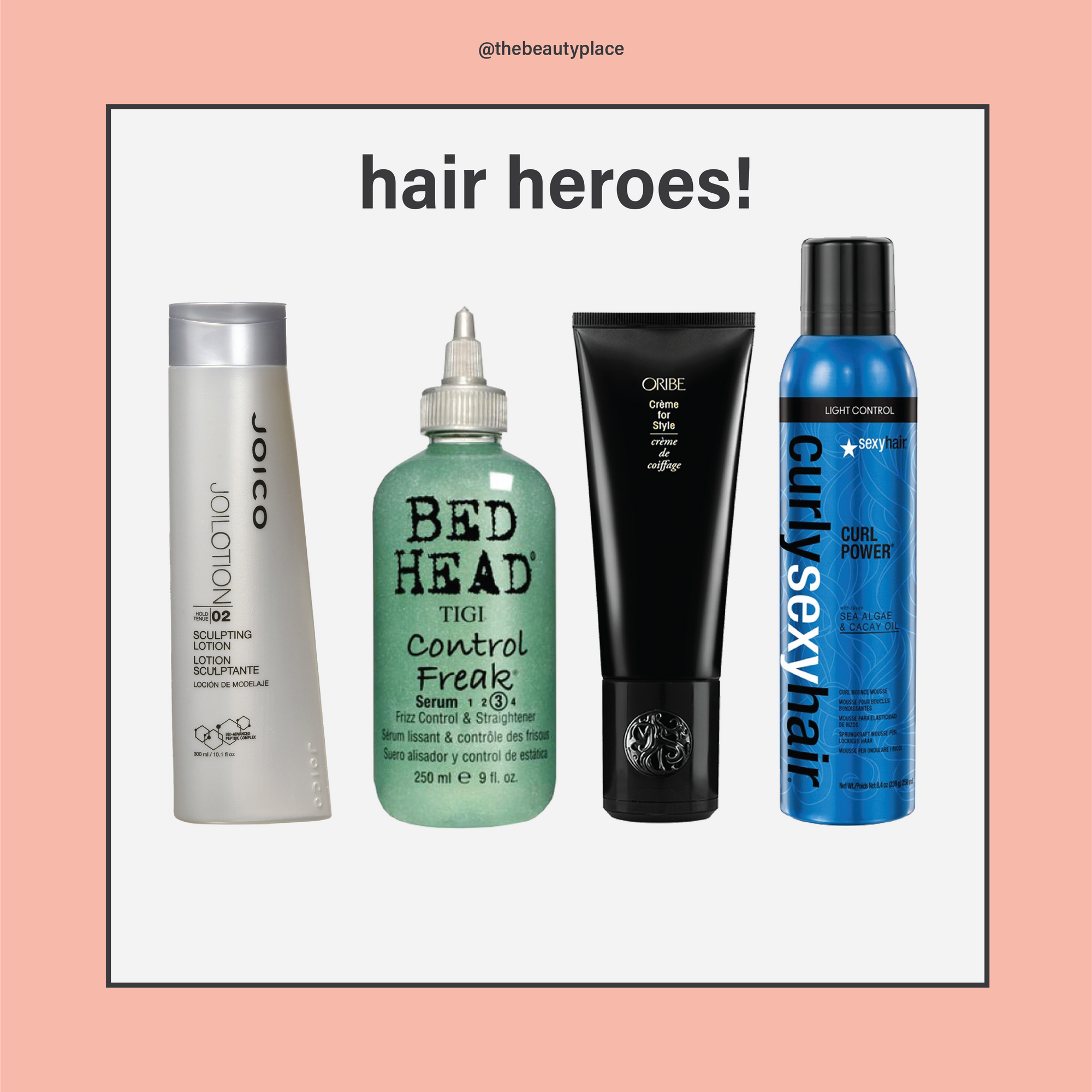 The Hair Styling Products You Should Be Trying Shampoo Bottle Shampoo Hair Styles