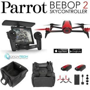 Drone Pack Drone Parrot Bebop 2 Caméra 14MP + Skycontrol