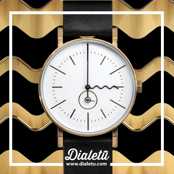 When minimalism meets traditional luxury.  Tide Gold by Aãrk http://www.dialetu.com/en/tide-gold   #格言 #tuesdayvibes #tuesdaymotivation #FelizMartes #lovewatches