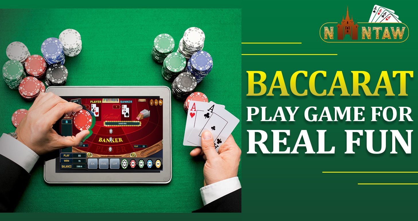 Download the Nantaw app and play the most loving game baccarat for real fun  on your mobile phone.Play online baccarat with Nantaw A… | Games to play,  Baccarat, Play