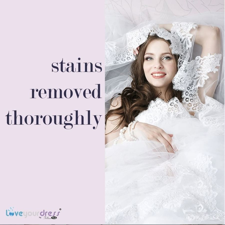 Over The Years We Have Developed Some Of The Most Effective And Efficient Wedding Gown Cleaning Techniques And Str Wedding Gown Cleaning Wedding Dress Cleaning