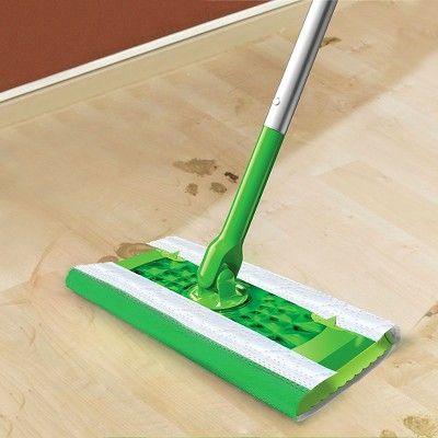 Swiffer Sweeper Wet Mopping Pad Refills For Floor Mop Open