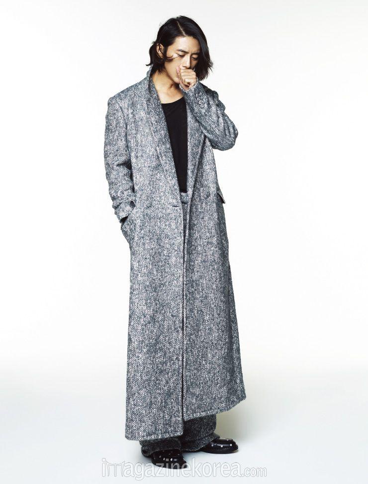 Go Soo - Harper's Bazaar Magazine October Issue '14