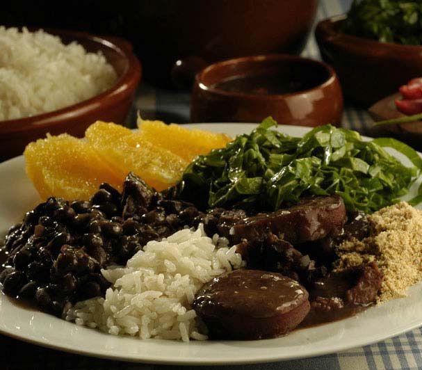 Brazil S National Dish Feijoada Completa Recipe Feijoada Recipe South American Recipes National Dish