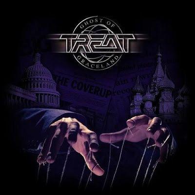 Treat - Ghost Of Graceland (2016) Album Zip Download | Album
