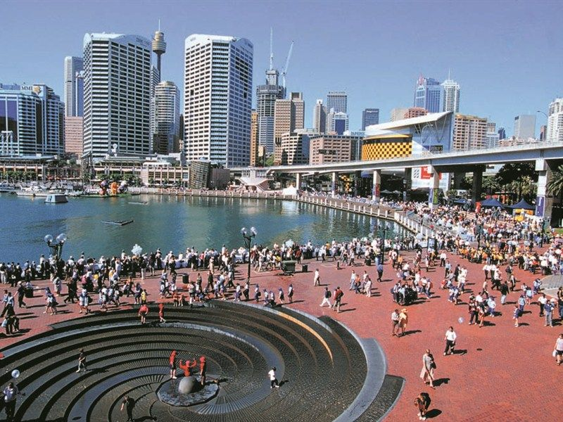 Darling Harbour Hotels   Darling Harbour Accommodation