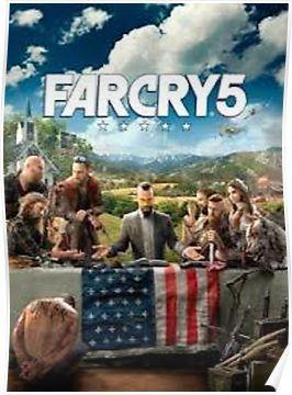 Farcry 5 Poster   Maximus Fun   Juegos pc, Películas hd, Juegos