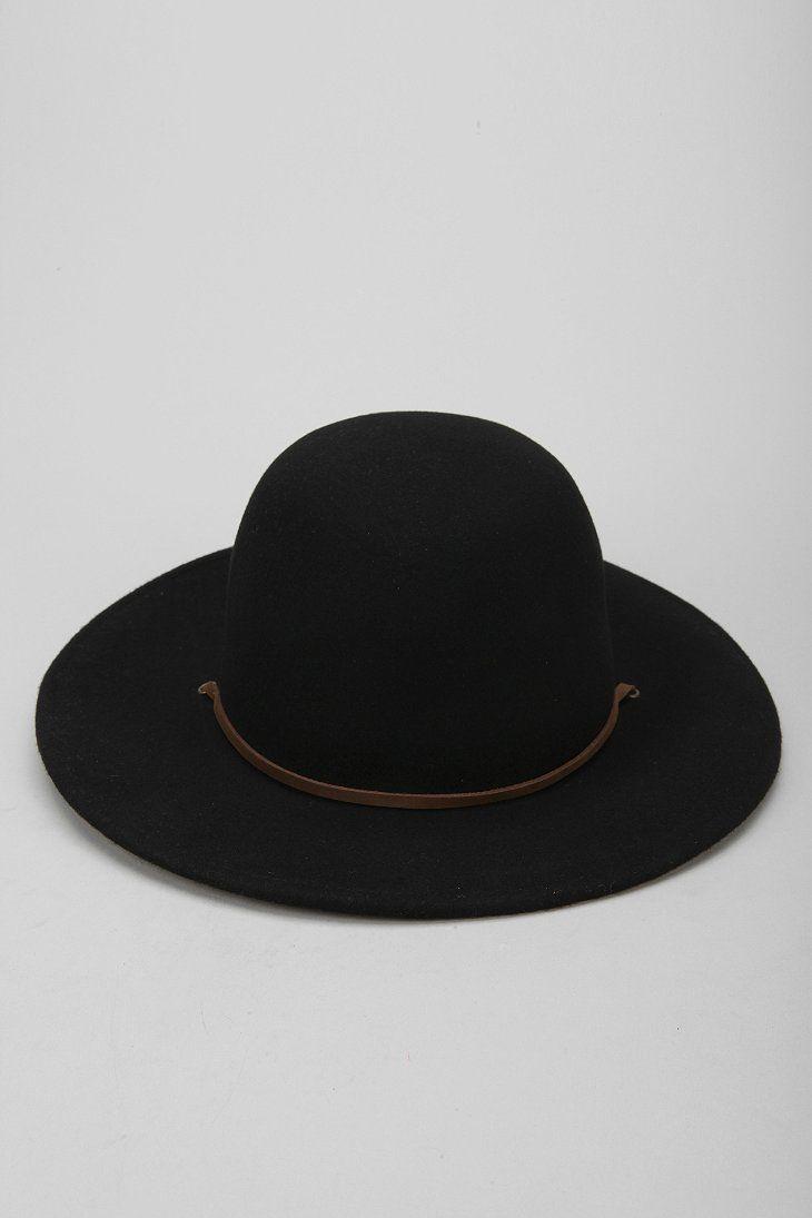 b15b2d21437 Brixton Tiller Fedora - Urban Outfitters   #Hats#   Fashion, Wide ...