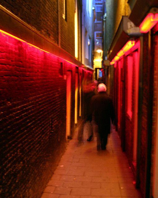 Amsterdam Red Light District Red Light District Amsterdam