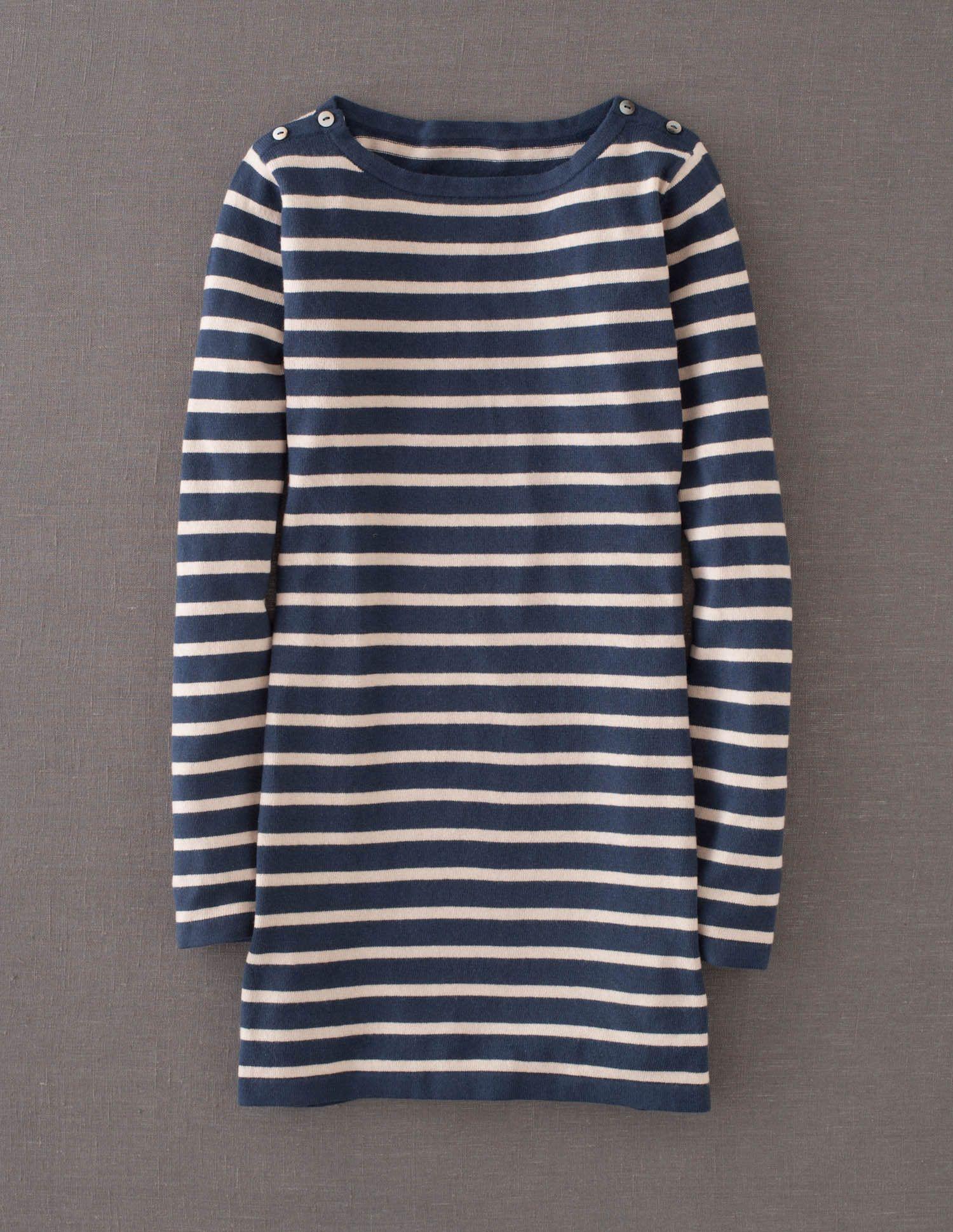 17d5063f82 Boden Women s Brand New Stripy Jumper List Price  98 Navy Stripe ...