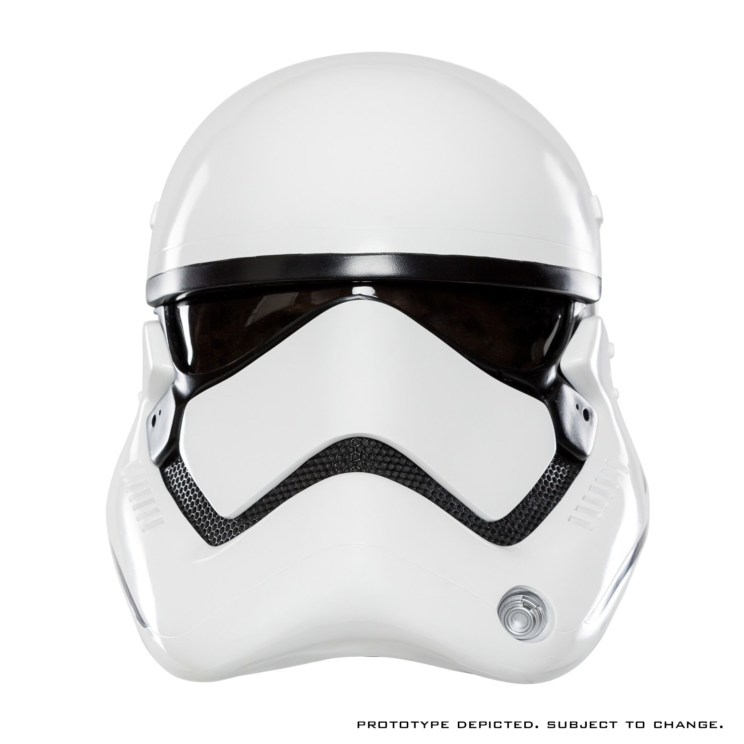 Star Wars The Force Awakens First Order Stormtrooper Helmet Accessory Anovos Productions Llc Star Wars Helmet Stormtrooper Helmet Star Wars Stormtrooper