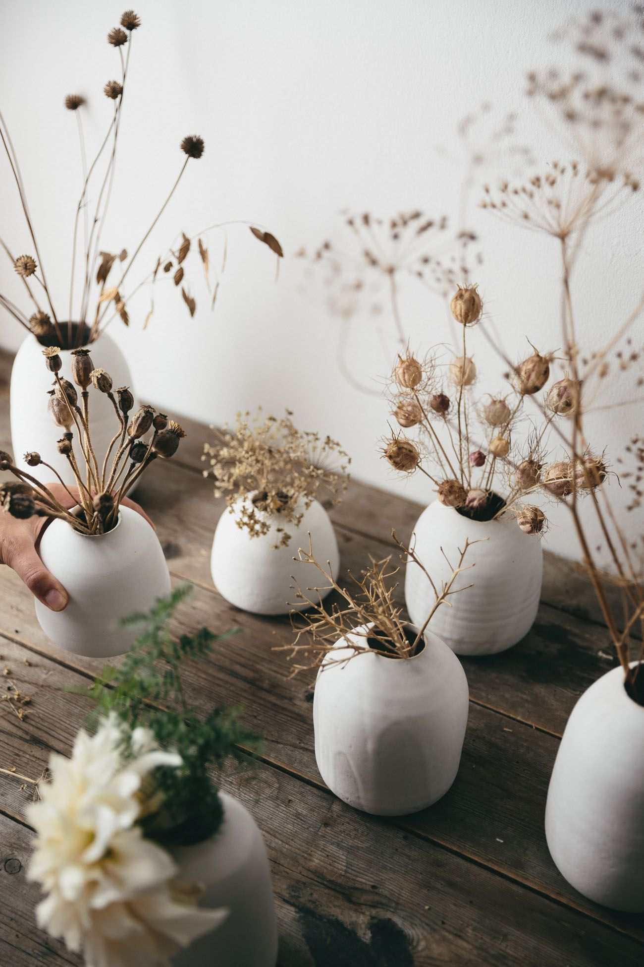 perfect for displays of dry and fresh flowers, named after our favourite spring flowers and the joy they bring during the