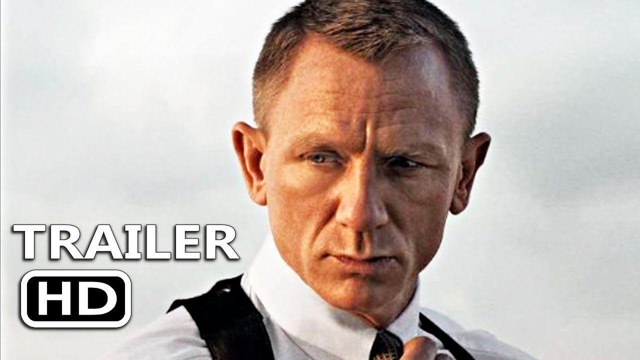 James Bond 007 No Time To Die Teaser Trailer 2020 Daniel