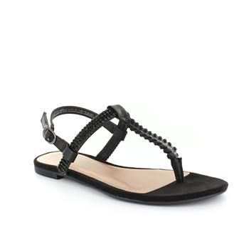 Tamaris sandalen | Black is always a good idea Zwarte