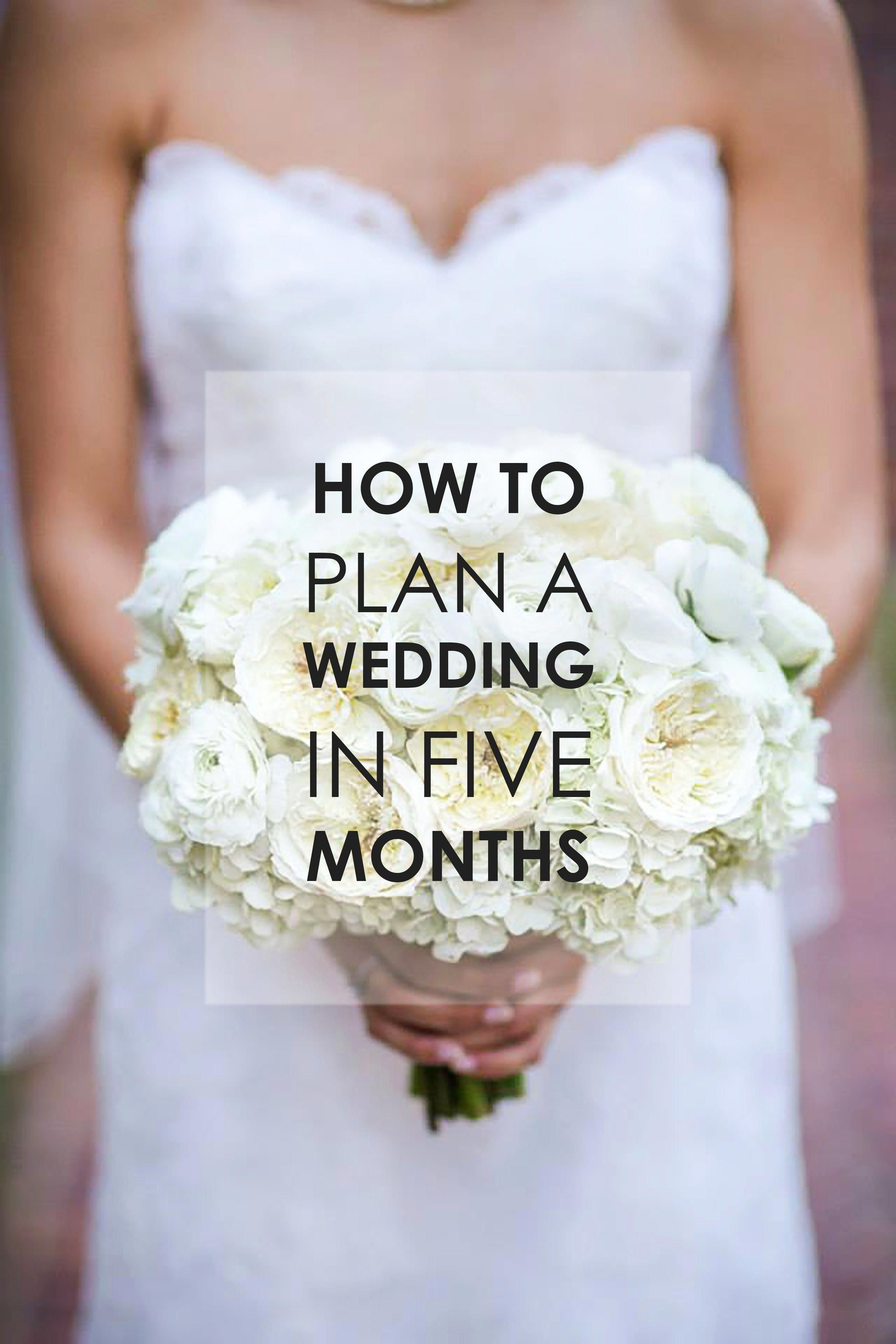 A Glimpse Of Glam How To Plan A Wedding In 5 Months Howtoweddingplanningcases Wedding Planning Wedding Checklist Wedding