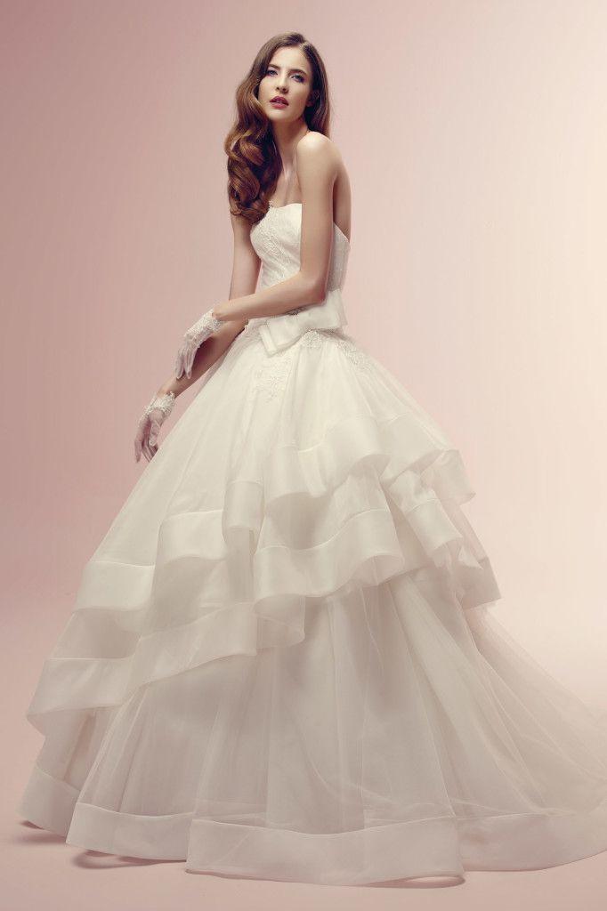 Bridge Collection 2014 | My Perfect Wedding Dress | Eventi e Wedding ...