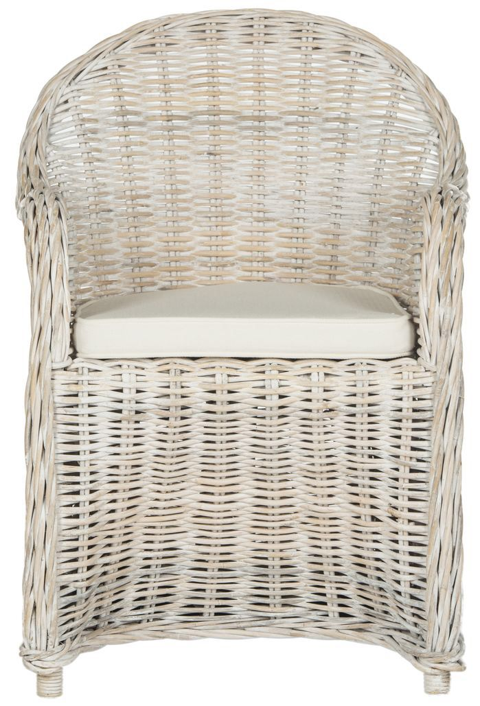 Prudence Rattan Arm Chair