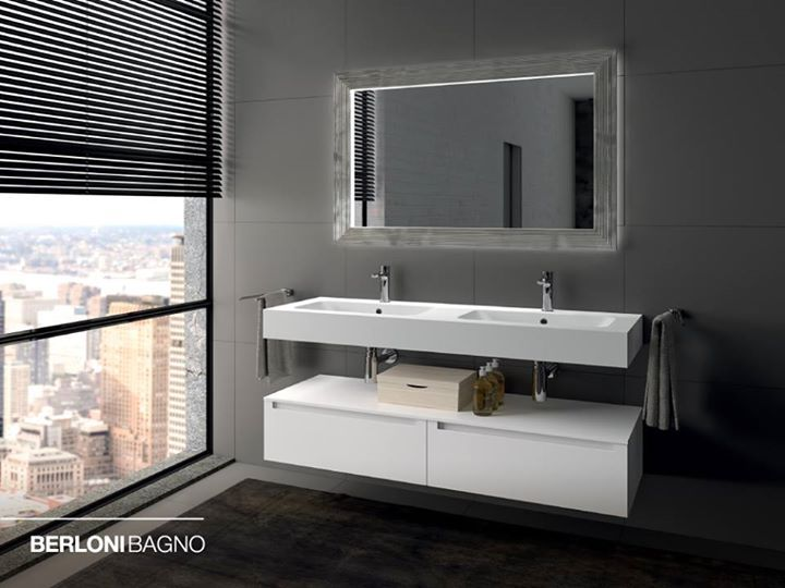 BERLONI BAGNO: New sizes and shapes. #Memphis brings with it a new ...