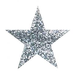 Picture 39331 Star Cliparts Png Glitter Star Stickers Stars Glitter Stars
