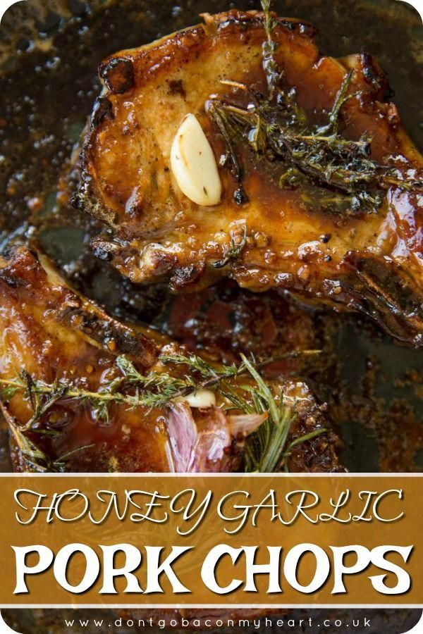 These Honey Garlic Pork Chops couldnt be more delicious if they tried. Quick to make with minimal