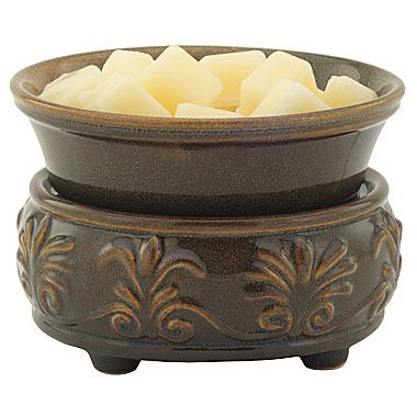 Candle Warmer, Forest Floor Warmer/Dish Combo - jcpenney
