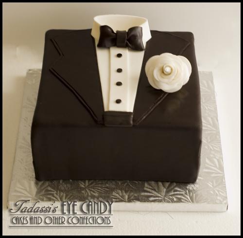 Tuxedo Grooms Cake Wedding Pinterest Cake
