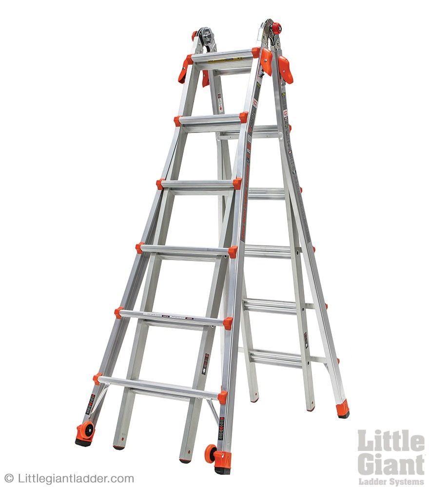 Velocity Ladder Type 1a A Frame Ladder Little Giants Ladder