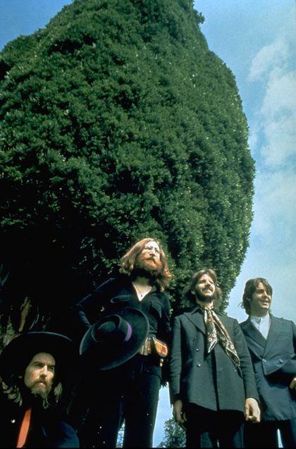 The Beatles - Fotos Raras (1968 - 1969)