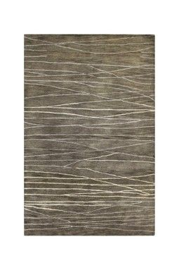 Chumley Wool Blend Rug - Taupe