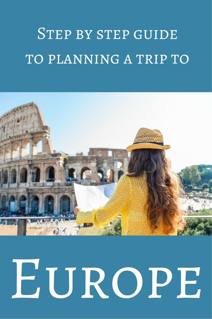 planning a trip to europe: where to start | oh, the places i'll go