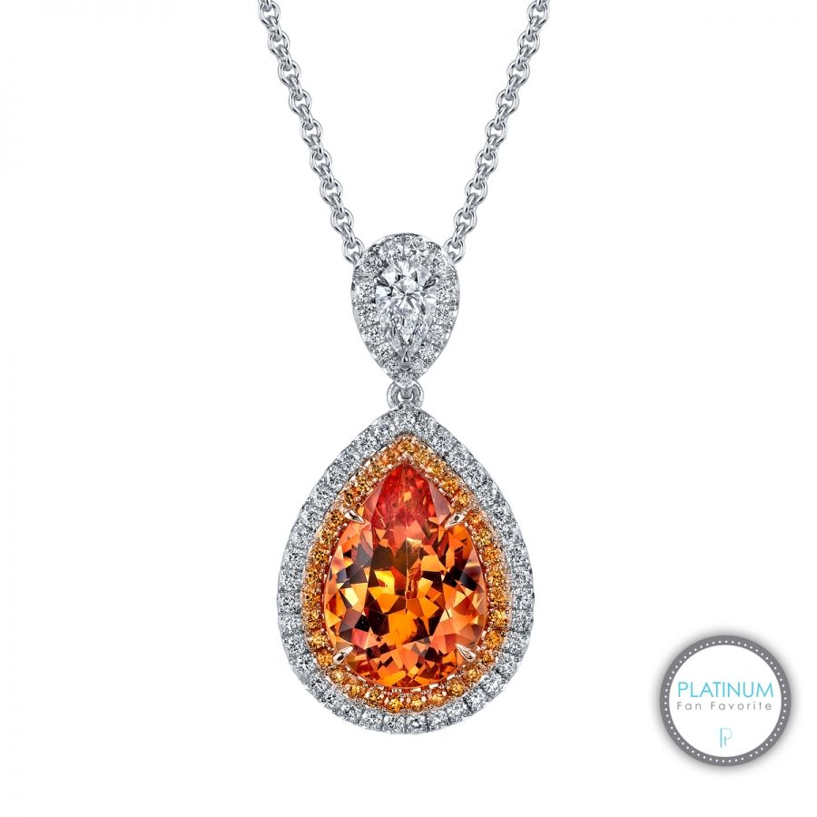 Omi prive spessartite garnet and diamond pendant accesorios omi prive spessartite garnet and diamond pendant aloadofball Image collections