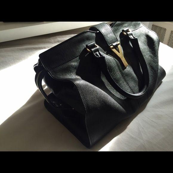 a54c3f2472d6 YSL Yves Saint Laurent Cabas Chyc Bag Rare Medium Coveted YSL Cabas Chyc bag  pre-