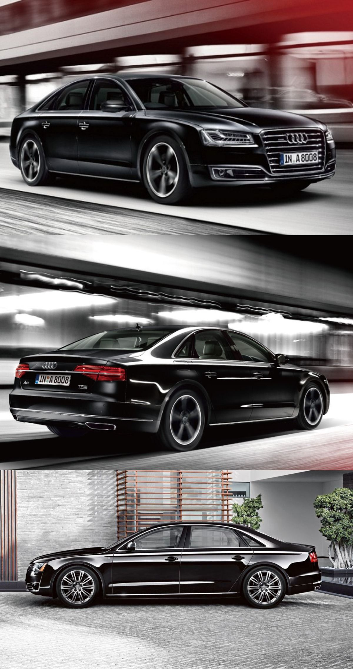 Vehicle Manufacturers In Japan Audi A8 L Chauffeur Special Edition Promulgated In Japan