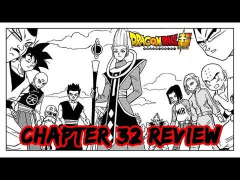 Dragon Ball Super Manga Chapter 32 Breakdown With Tr4g1c On This