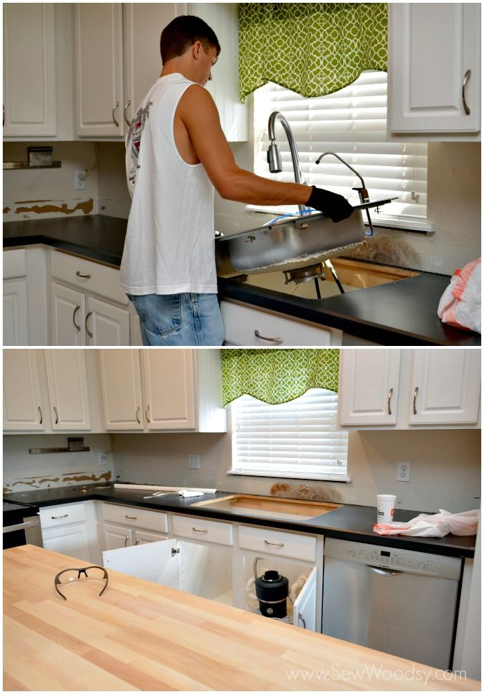 How To Remove Formica Kitchen Countertops Formica Kitchen