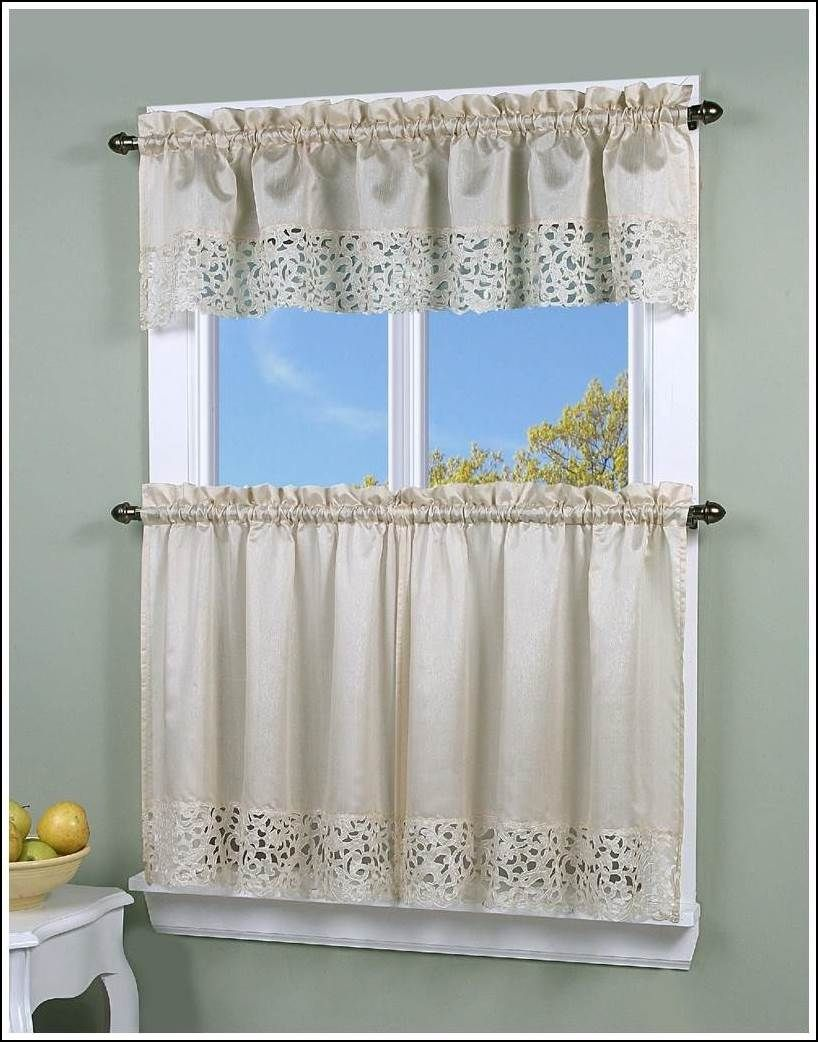 Sears Kitchen Curtains Swags