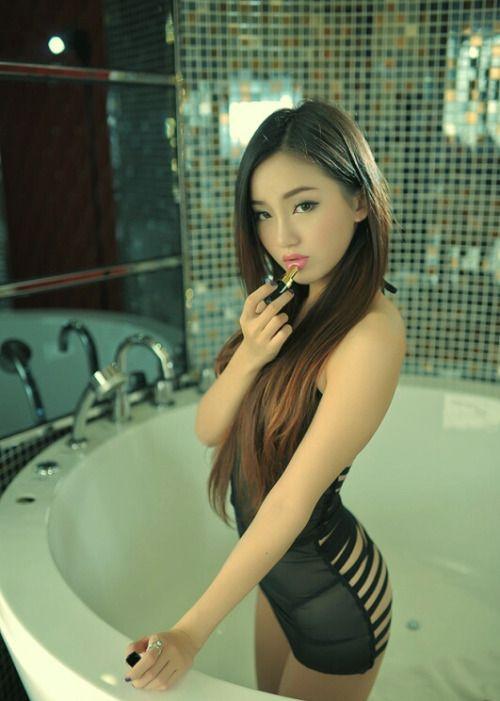 Asiatischer Teenager Liebt Sex
