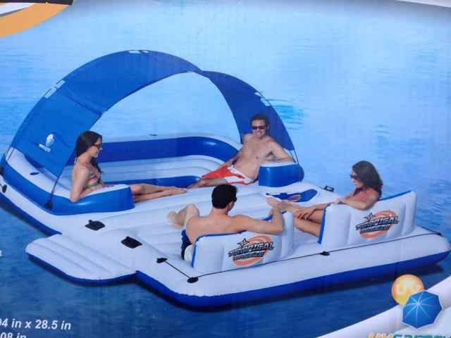 Floating Island Costco Home Page Blog Pool Rafts Costco Home