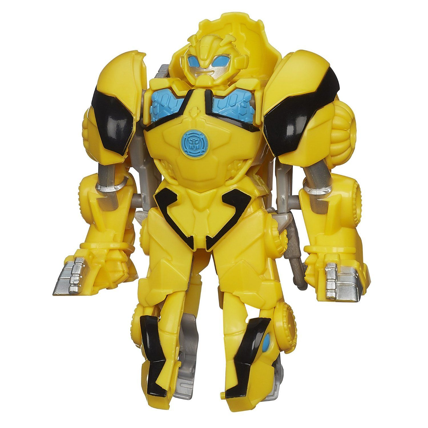 Rescue Bots Roar And Rescue Bumblebee Figure Only $399