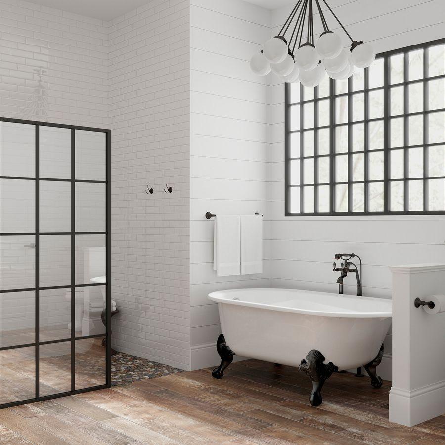 Product Image 4 In 2019 Wood Look Tile Bathroom Wall