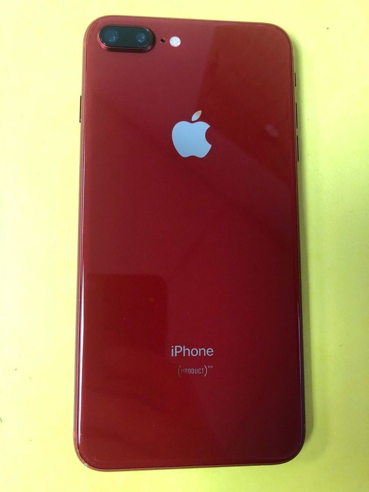Apple Iphone Eight I8 Plus A1897 64gb Red Unlocked Screen Scratches Ebay Link Iphone Iphone 7 Plus Red Iphone 8 Plus