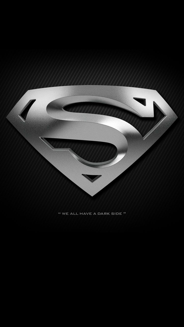30 Best Iphone 6 Wallpapers Backgrounds In Hd Quality Superman Wallpaper Superman Wallpaper Logo Black Superman