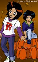 Halloween Greetings 2006 by K-Shinju88