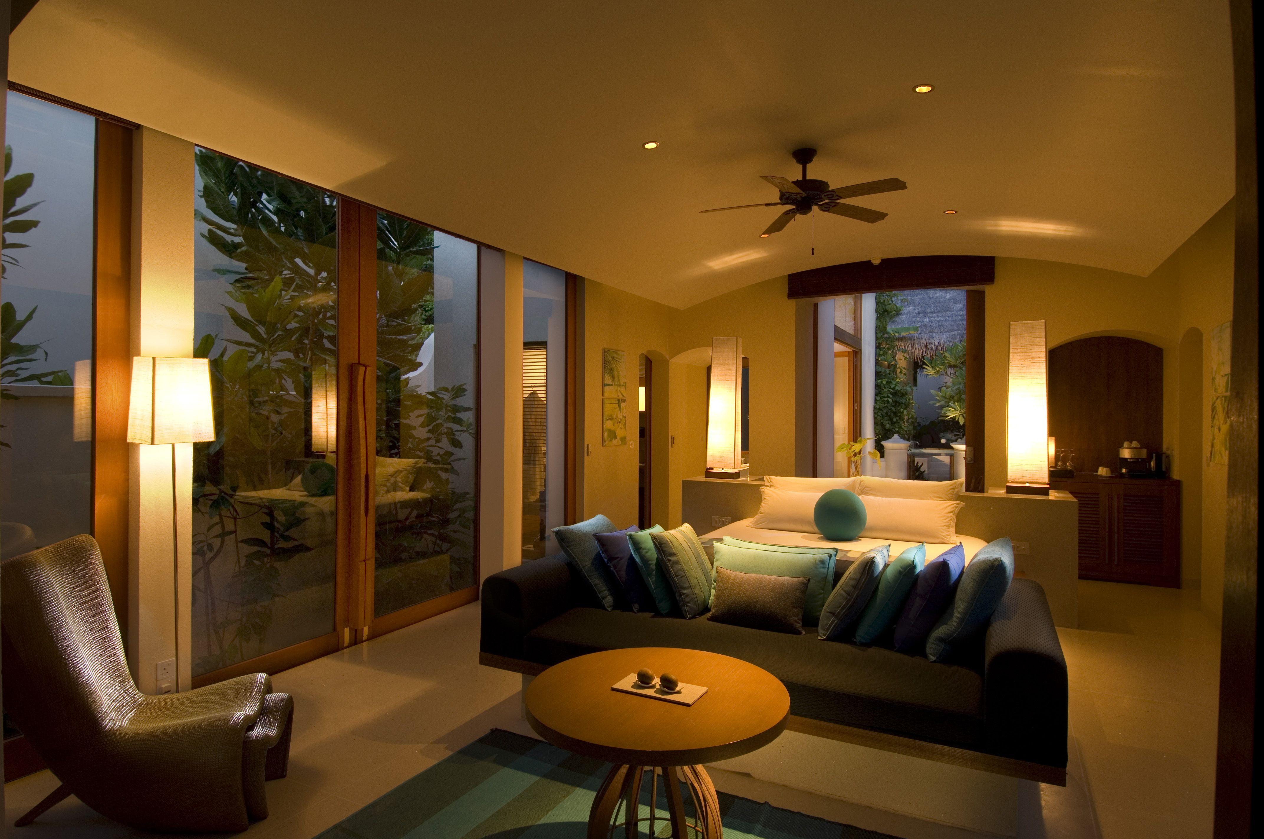 deluxe beach villa 4 Home decor, Interior, House