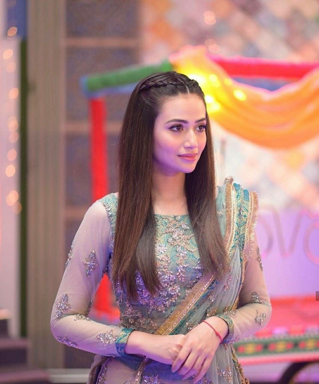 Pakistani Actress Hairstyles: Pakistani Actress Hairstyle