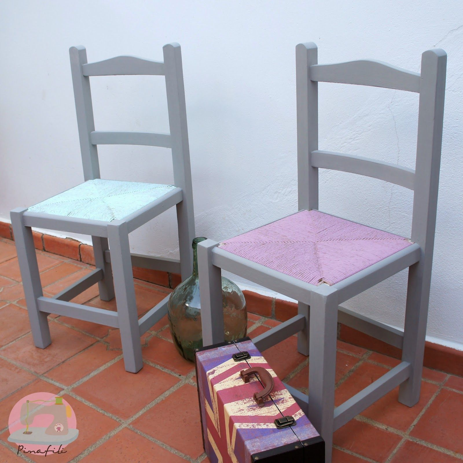Transformar Muebles Pinafili Transformar Sillas Con Chalk Paint Pinafili