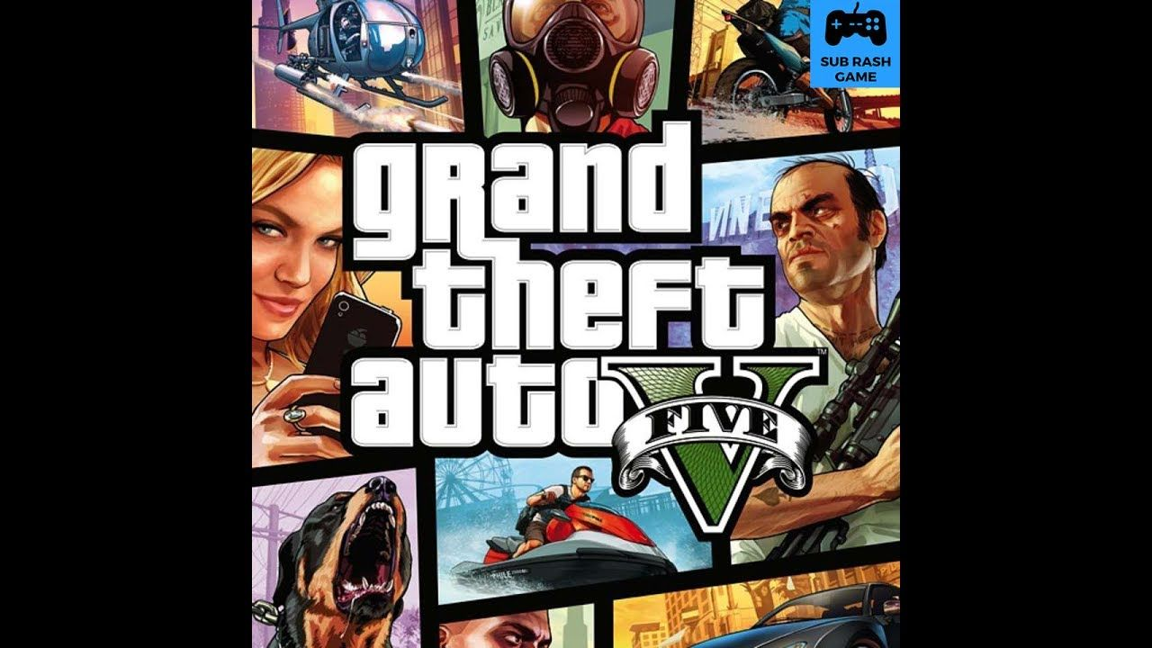Grand Theft Auto V [FitGirl Ultra Repack] Full Games Download and