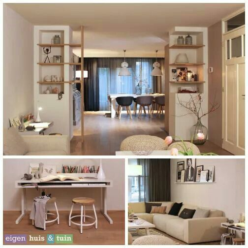Woonkamer indeling - Woonkamer inspiratie | Pinterest - Woonkamer ...