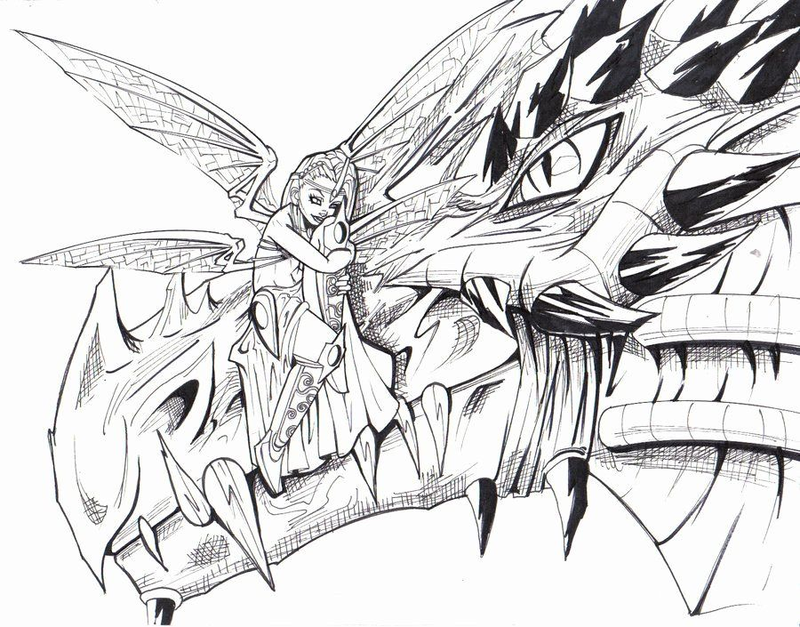 21 Dragon Adult Coloring Book | Dragon coloring page ...